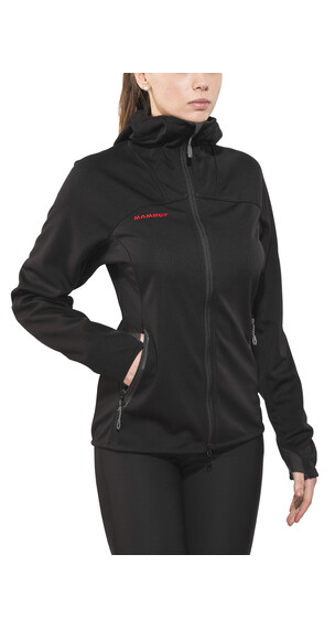 Mammut Ultimate Jas Dames zwart